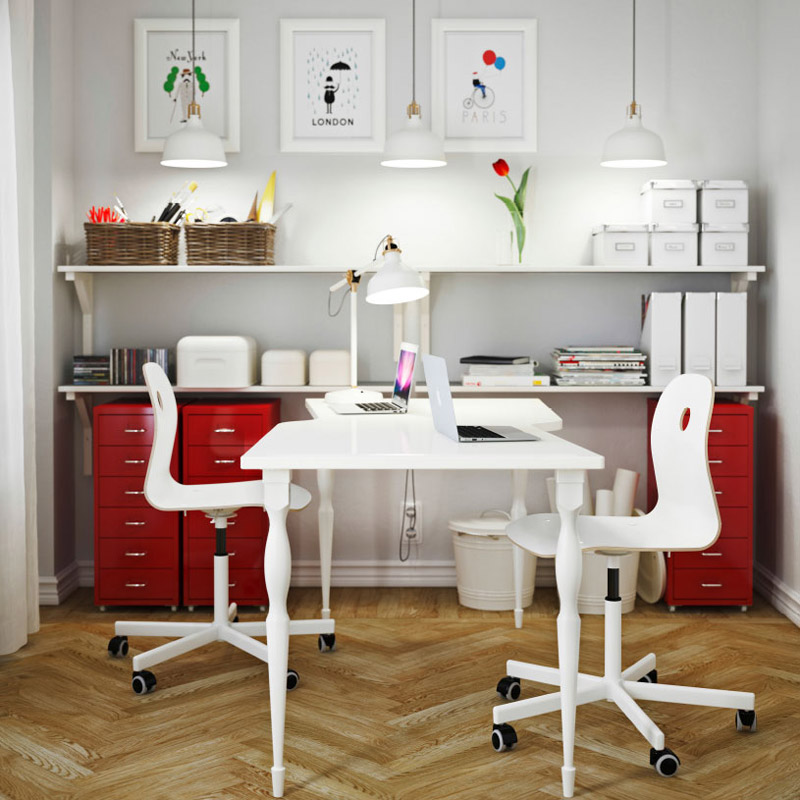 How to get the Modern Singapore Home Office for under $1000