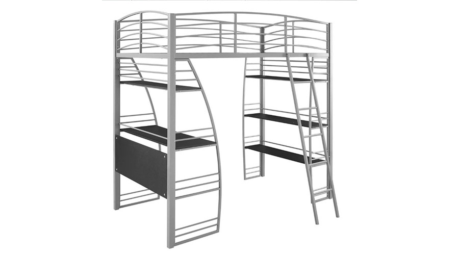 DHP Studio loft bunk bed from Amazon