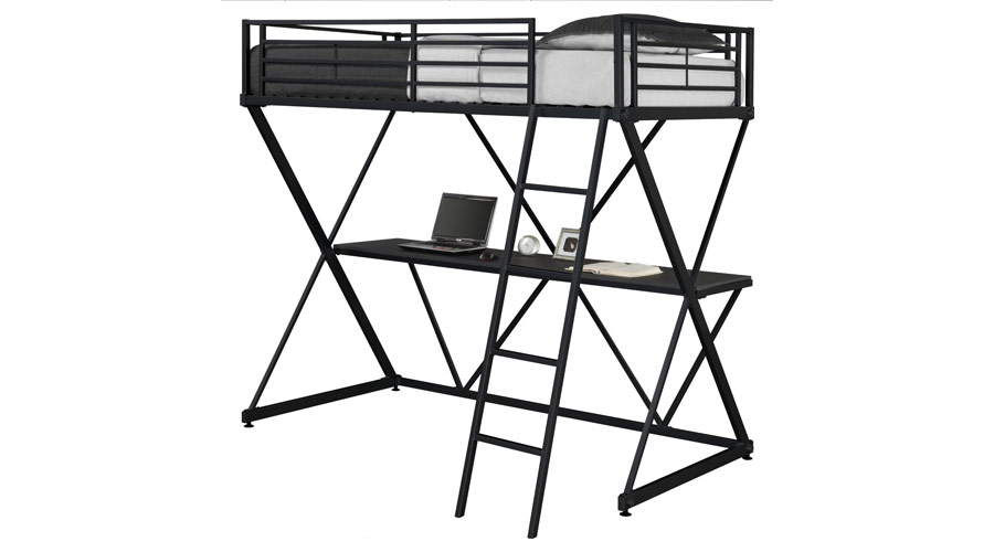 DHP X-Loft bunk bed from Amazon