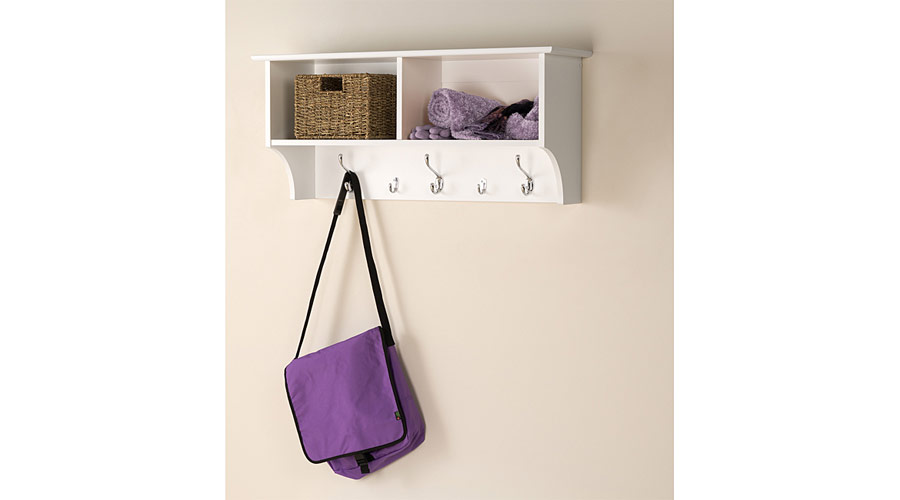 Winslow hanging entryway shelf from Overstock.com