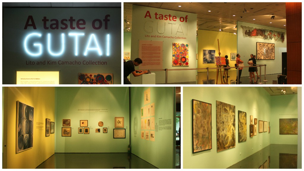 A taste of Gutai